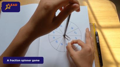 Blog 7_Fraction spinner game