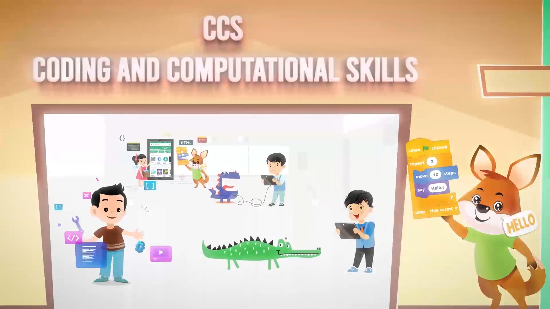 How is coding taught to students at LEAD powered schools_ _ Hindi _ LEAD School 1-48 screenshot
