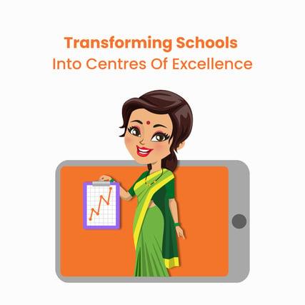 Online-offline teaching