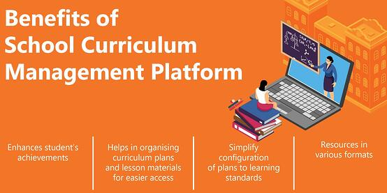 School curriculum management platform