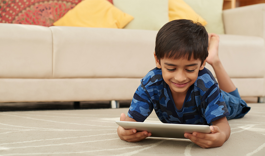 How are smart schools making learning at home fun?