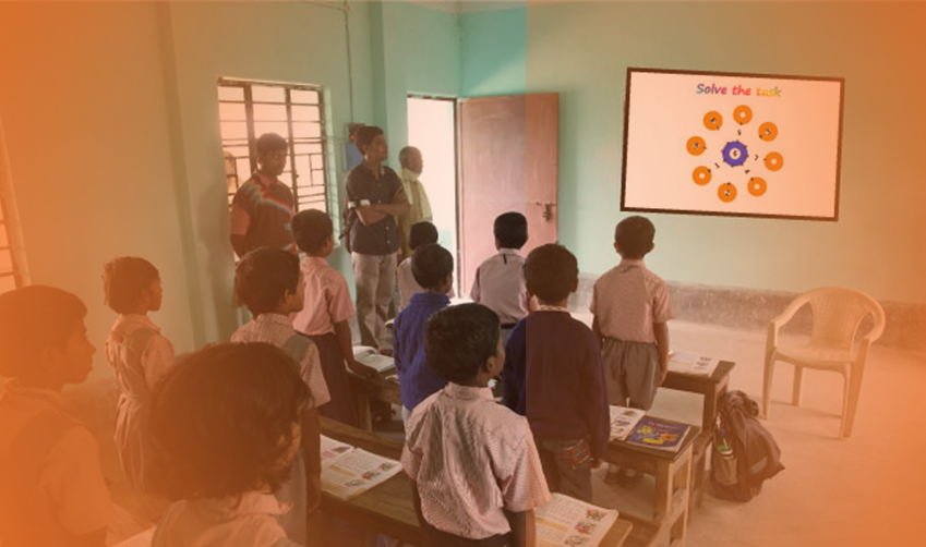 Smart classroom solutions for an undisrupted school