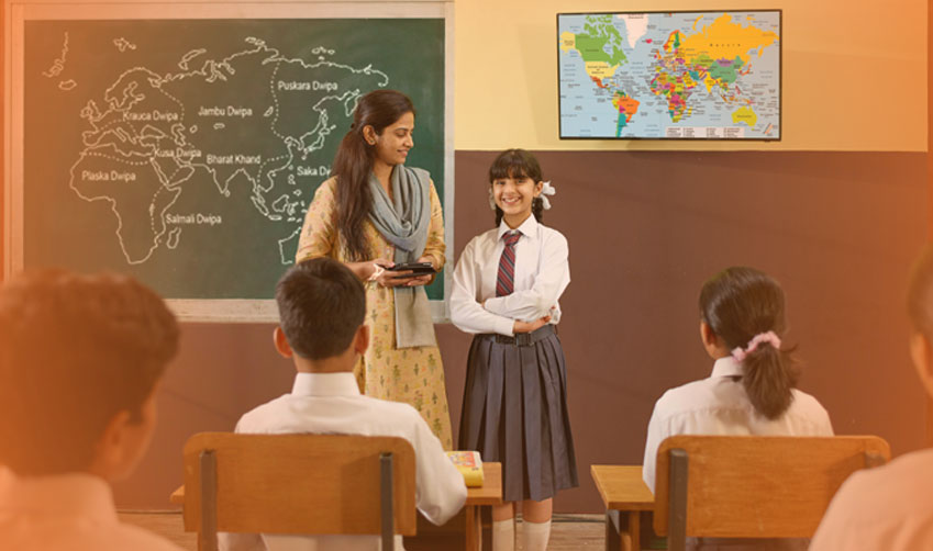 Why parents send their kids to schools with smart classes?