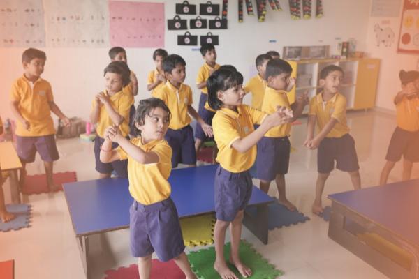 Transforming Learning, Transforming Schools