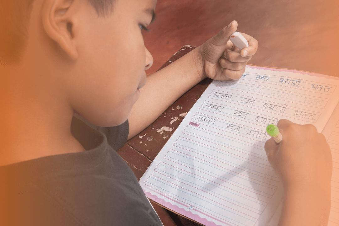 Hindi in Indian Schools