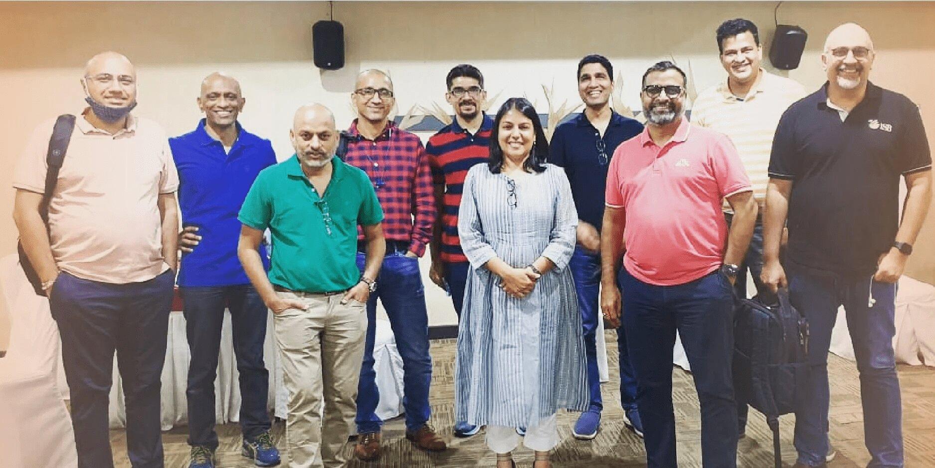 The indomitable leadership team at LEAD