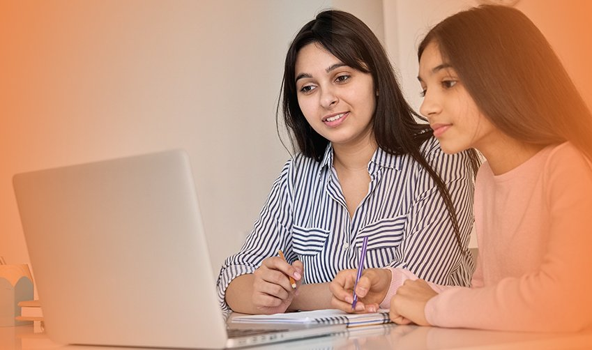Virtual learning making it challenging to contact teachers? Not anymore
