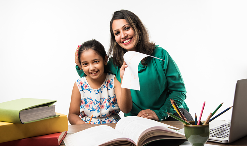 How parents ensured quality education for kids during online learning